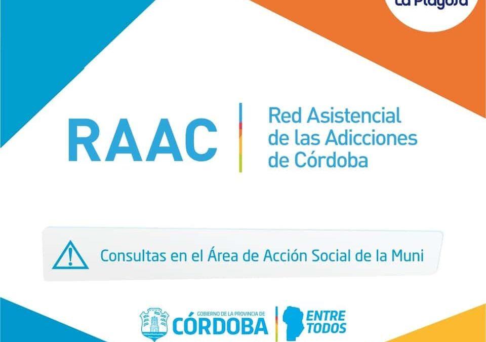 Red Asistencial de las Adicciones de Córdoba