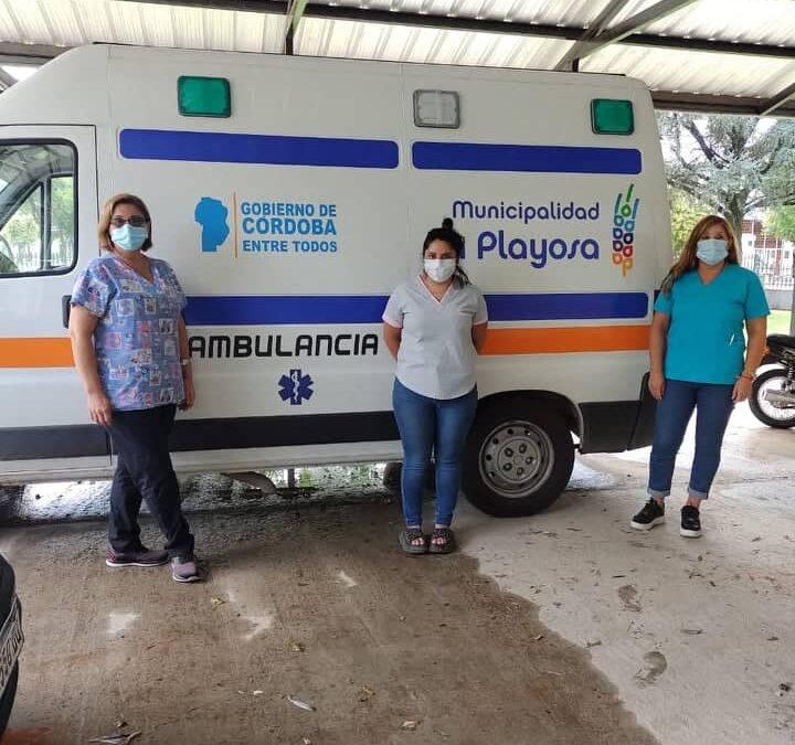 Vacunación en El Hogar de Ancianos Madre Teresa de Calcuta